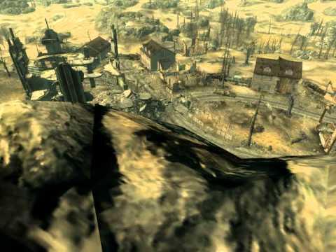 Fallout 3 :: Sniper Kill - YouTube