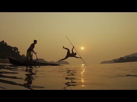 Discover Lampi Marine National Park in the Andaman Sea of Myanmar