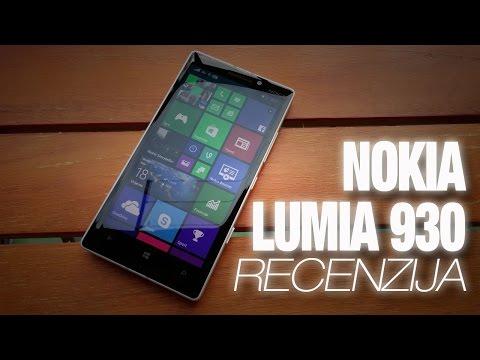 Nokia Lumia 930 Video Recenzija - SmartphoneHrvatska