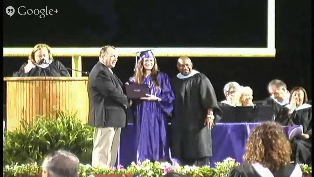 Graduation 2014 - Dayton ISD - YouTube
