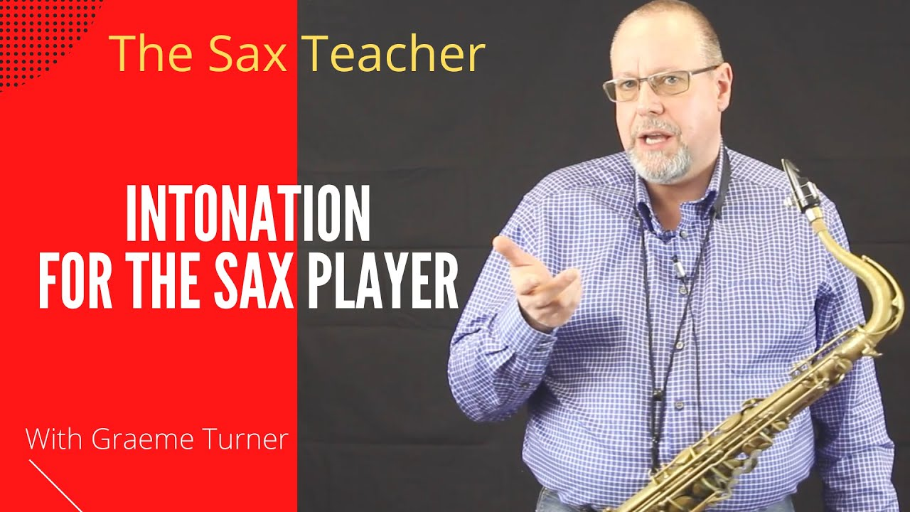an essay on saxophone intonation Free essay: texts reflect their contexts is this true of shakespeare's othello and sax's film othello (700-800 words) texts reflect their contexts and.