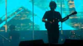 these are my twisted words - Radiohead live @ frequency 2009 performed for the 1st time!