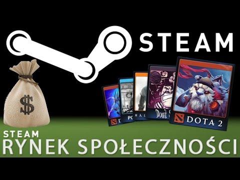 Rynek społeczności Steam - Jak zarabiać?