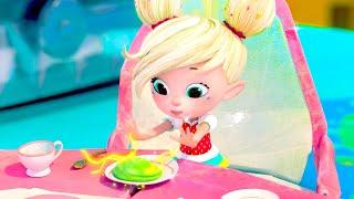 Фото #Фееринки ✨ Маленькая феечка учится колдовать ✨ Мультфильм для девочек