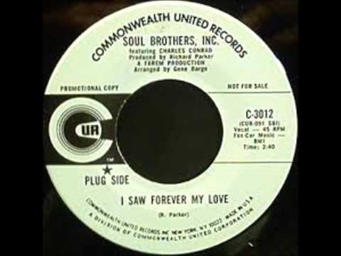 Soul Brothers Inc - I Saw Forever My Love 1970