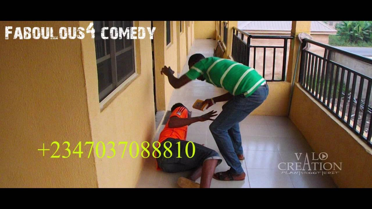 Download FUNNY DELIVERANCE  (funny comedy skit) Dir By VaLo