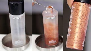 Makeup Minute  DIY Diamond Glow Mist