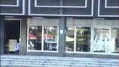 Die Prager Straße am Anfang der 90er Jahre