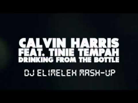 Calvin Harris & Dimitri Vegas & Like Mike - Drinking From The Bottle (DJ Elimelech Mashup)