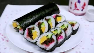 Ehomaki Sushi Rolls
