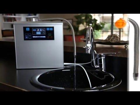 Review Platinum Alkaline Water Ionizer Machine Youtube