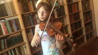 Деспасито (despacito) на скрипке