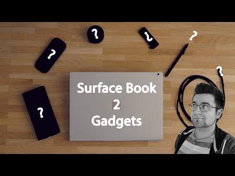 Surface Book 2 Gadgets - Das Beste Zubehör Im Überblick