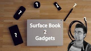 Ihr sucht nach dem Must-have-Zubehör für euer Surface Book 2 oder w...