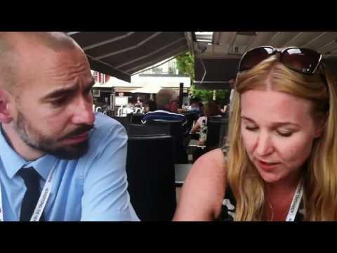 Interview / Tom Beckman and Caroline Jungsand