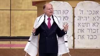 Слово епископа Маседо в Храме Соломона - 1-я часть