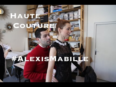 Haute Couture, Come with me and Alexis Mabille HC 2016