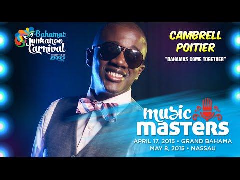 Music Masters - Bahamas Junkanoo Carnival CD Compilation