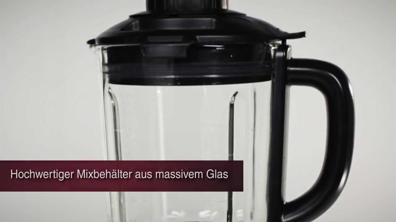 mixer glasbehlter great lassen sie sich nicht beirren fr einen smoothie maker existieren viele. Black Bedroom Furniture Sets. Home Design Ideas