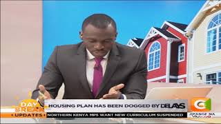 DAY BREAK/Kenya launches a mortgage refinance company