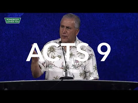 Acts 9 // Raul Ries