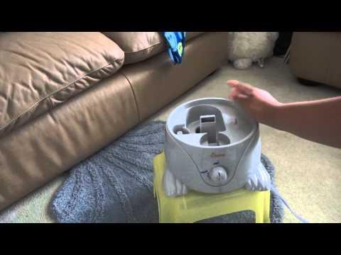 Crane Adorable Elephant Humidifier