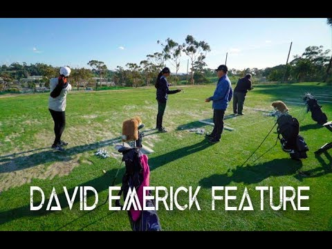 David Emerick Golf Life Feature