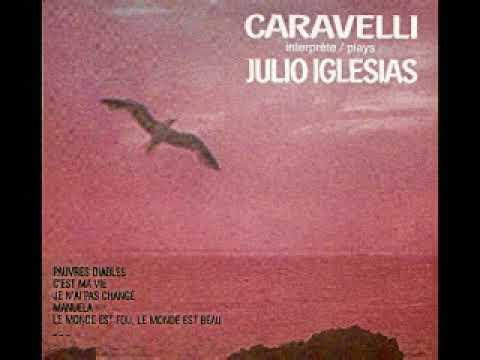 Caravelli toca os sucessos de Julio Iglesias