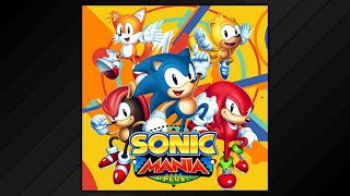 Sonic Mania Plus Soundtrack (2017, 2018)