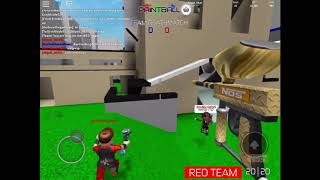 Roblox Paintball Mobile (READ DESCRIPTION)