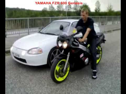Hqdefault on Yamaha Fzr 600