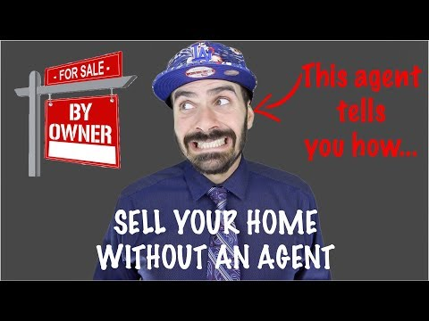 How to sell your house without a real estate agent! (Part 1 of 5)