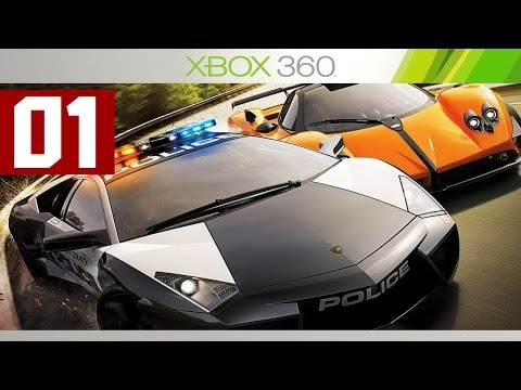 Need For Speed: Hot Pursuit (2010) - Part 1
