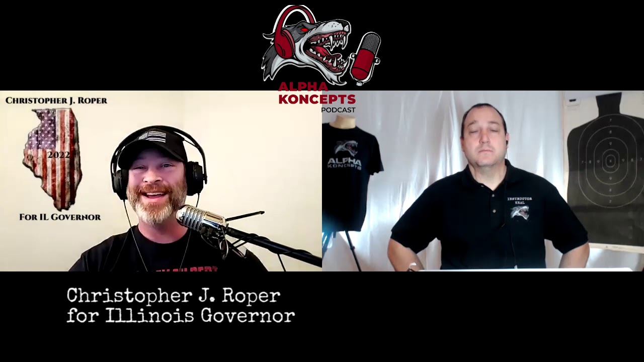 Chris Roper for Illinois - Alpha Koncepts Podcast
