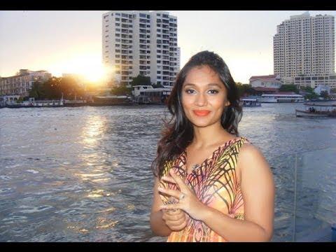Upeksha Swarnamali Paba in Thailand Tour Photo Gallery