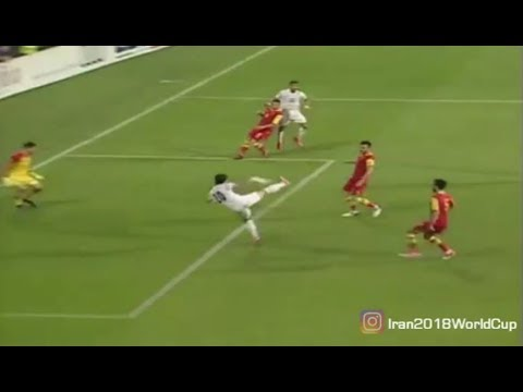 Montenegro 1-2 Iran | GOALS | Friendly - 6/4/2017