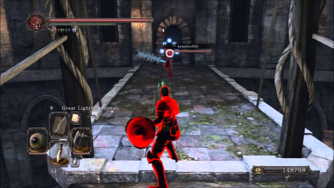 Dark Souls 2 Weapon Showcase: Dragonslayer's Crescent Axe