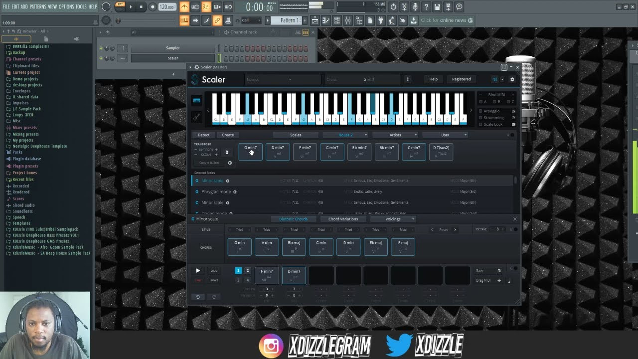 Download How to make deep house chords using Scaler🎹🔥