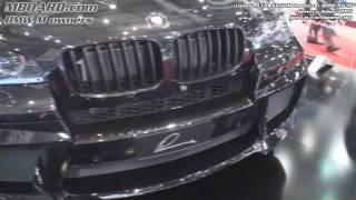1080p: Lumma X650M based on BMW X6 M at Geneva 2010