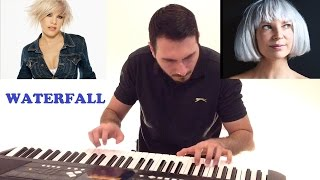 Sia ft Pink - Waterfall (Piano Cover)