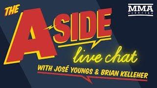 The A-Side Live Chat: UFC 238 fallout, Henry Cejudo, Tony Ferguson, Bellator 222 - MMA Fighting