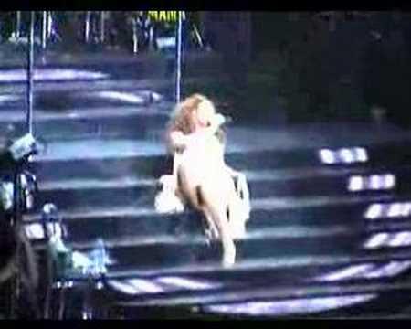 Beyonce Suga Mama In Frankfurt, Germany