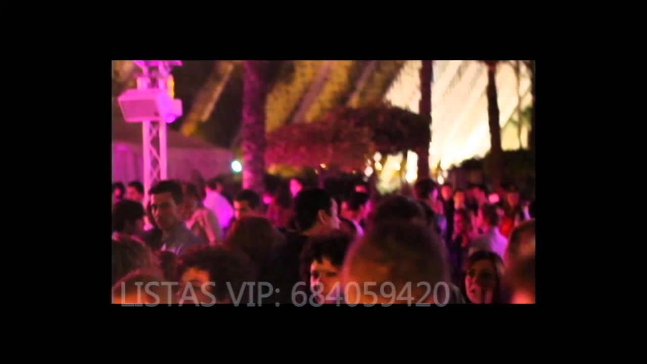L Umbracle Terraza 2013 Youtube