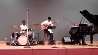 Blues For T-Bone- Phil Morrison Trio