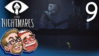 Little Nightmares   Part 9: Goodbye, Mr Arms   Press On