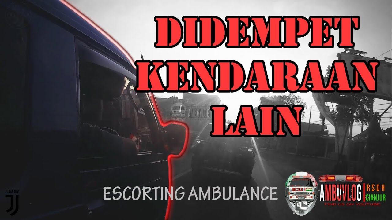 Escorting Ambulance Jenazah (bandung-cianjur-bogor)