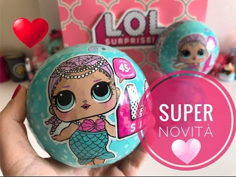 LOL SURPRISE: Adorabili MiniDoll con Sorpresa Blind Bag- unboxing