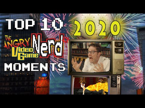 Top 10 AVGN Moments of 2020