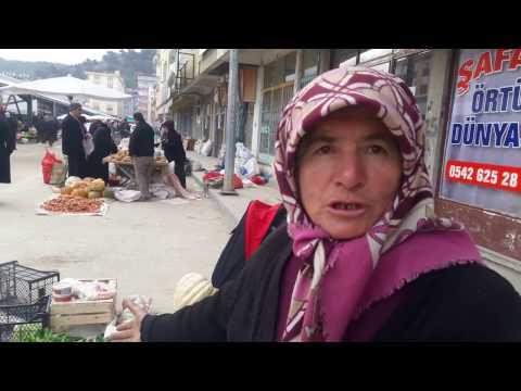 Video : Mahmut Coşkun - Boyabat Halyeri , vatandaş konuşuyor