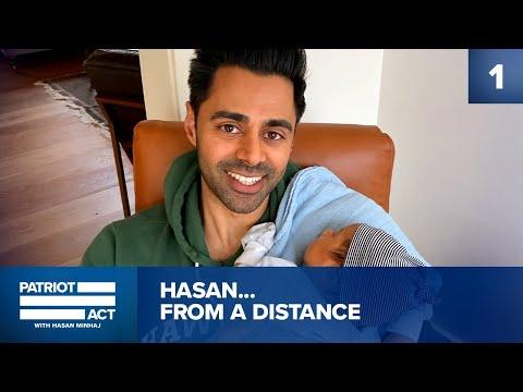 How Hasan Is Social Distancing | Patriot Act With Hasan Minhaj | Netflix